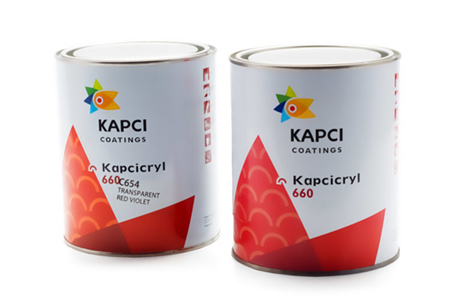 660 COLOR 2K PAINTS – KAPCI 660 System akrylowy